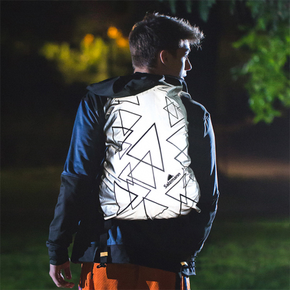 Waterproof Reflective Backpack Cover