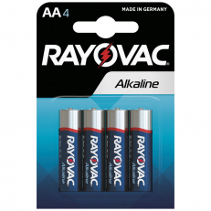 AA Battery, 4-pack