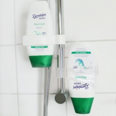 Shampoo holder, 2-pack