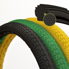 Puncture Proof Bike Tyre