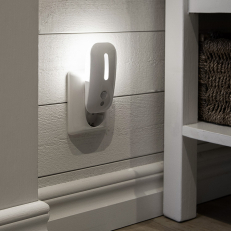 Night Lamp with Light and Motion Sensors
