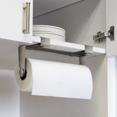 Paper-towel holder wall mount