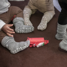 Smart baby socks, Stuckies Ull