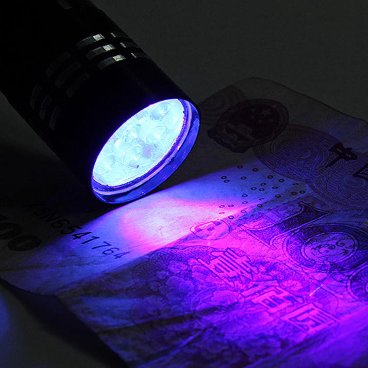uv ljus lampa