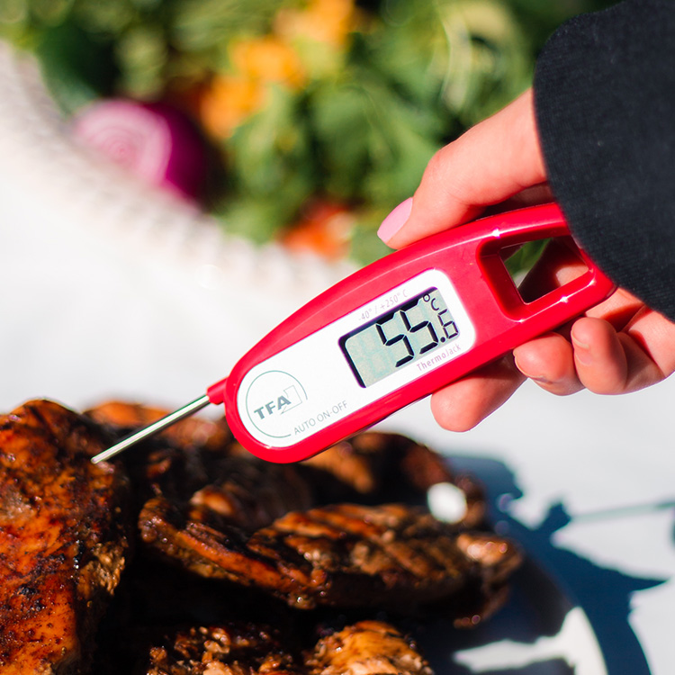 Foldable Cooking Thermometer